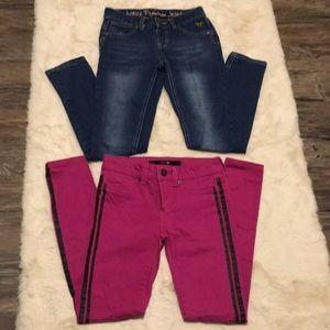 Bundle 2 pants